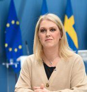 Lena Hallengren.  Marko Säävälä/TT / TT NYHETSBYRÅN