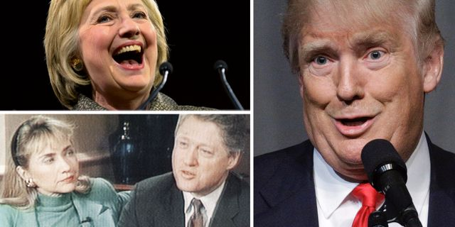 Bill clinton i nya skandaler varje dag
