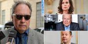 Horace Engdahl/Sara Danius/Kjell Espmark/Peter Englund. TT