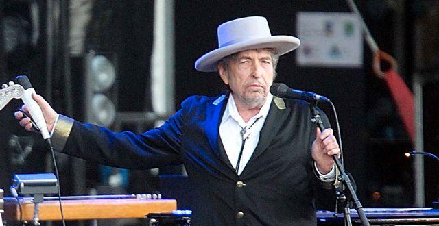 Bob Dylan. Arkivfoto. David Vincent / TT NYHETSBYRÅN/ NTB Scanpix