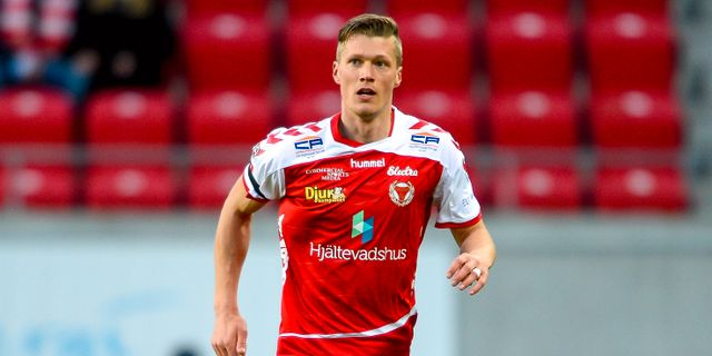 Viktor Elm. Patric Söderström/TT / TT NYHETSBYRÅN