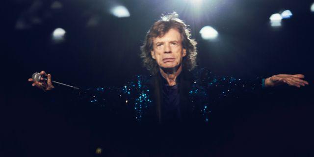 Mick Jagger.  Stina Stjernkvist/TT / TT NYHETSBYRÅN