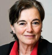 Teknikföretagens ekonom Lena Hagman, anställd på SKF. Teknikföretagen/TT
