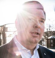 Johan Torgeby. Magnus Hjalmarson Neideman/SvD/TT / TT NYHETSBYRÅN