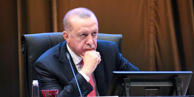 Erdogan. Malaysia Department of Informati / TT NYHETSBYRÅN