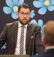 Jimmie Åkesson/Arkivbild Amir Nabizadeh/TT / TT NYHETSBYRÅN