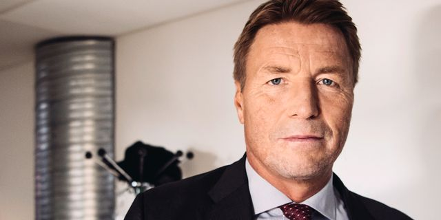Thomas Bodström. Erik Simander/TT / TT NYHETSBYRÅN