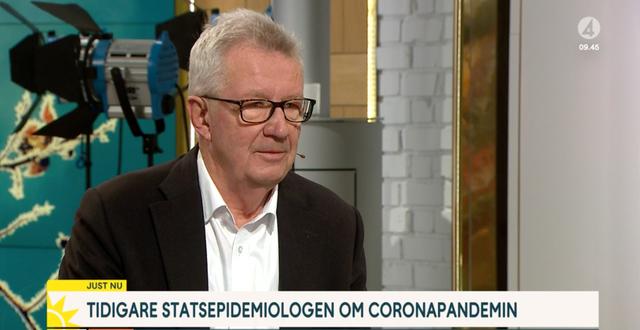 Johan Giesecke. TV4