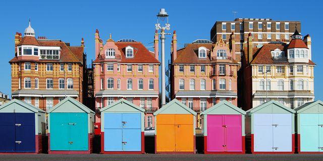 Hipstern blir inte besviken i Brighton på Englands södra kust, enligt en ny undersökning. Thinkstock