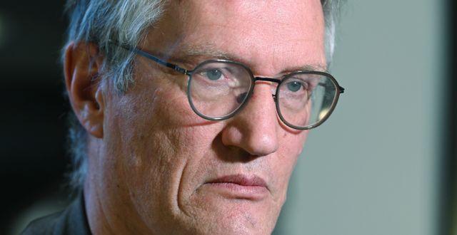 Statsepidemiologen Anders Tegnell. Anders Wiklund/TT / TT NYHETSBYRÅN
