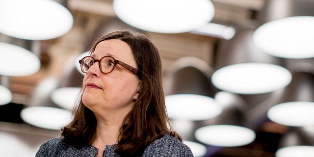 Anna Ekström ADAM IHSE / TT / TT NYHETSBYRÅN