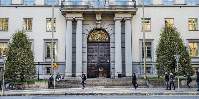 Handelshögskolan. Lars Pehrson/SvD/TT