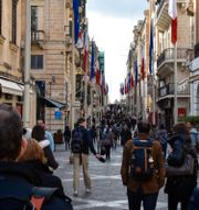 Maltas huvudstad Valletta. Många spelbolag har sitt säte på Malta där bolagsskatten är lägre Wiktor Nummelin/TT / TT NYHETSBYRÅN