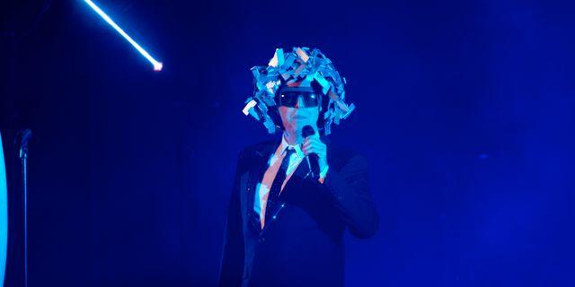 Pet Shop Boys Neil Tennant 2016. Eduardo Verdugo / TT NYHETSBYRÅN