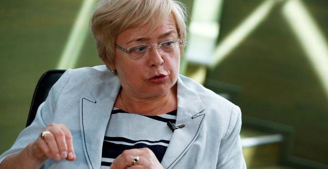 Malgorzata Gersdorf Kacper Pempel / TT NYHETSBYRÅN