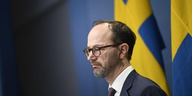 Tomas Eneroth.  Pontus Lundahl/TT / TT NYHETSBYRÅN
