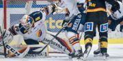 Bild från den fjärde semifinalmatchen. Erland Segerstedt / TT / TT NYHETSBYRÅN