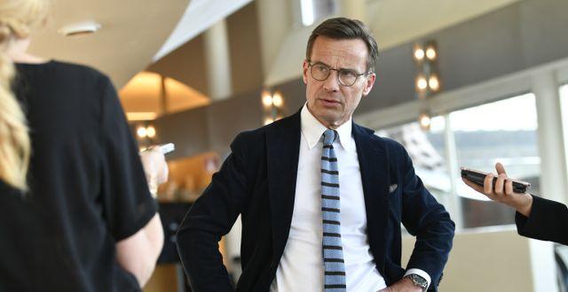 Ulf Kristersson  Henrik Montgomery/TT / TT NYHETSBYRÅN