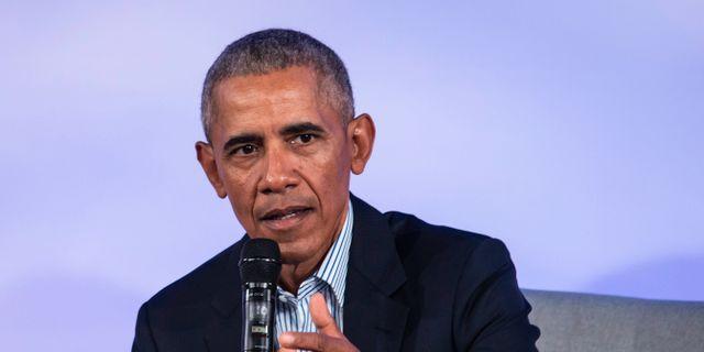 Barack Obama: Illustrationsbild. Ashlee Rezin Garcia / TT NYHETSBYRÅN