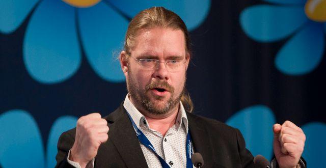 Fogelklou. Arkiv. Björn Lindgren/TT / TT NYHETSBYRÅN