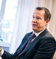 Anders Ygeman (S).  Simon Rehnström/SvD/TT / TT NYHETSBYRÅN