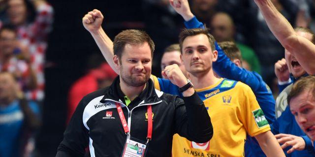 Andrésson Fredrik Sandberg/TT / TT NYHETSBYRÅN