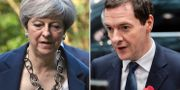 Theresa May. George Osborne. TT