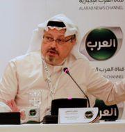 Jamal Khashoggi. Hasan Jamali / TT NYHETSBYRÅN