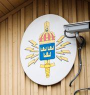 Försvarets radioanstalt Erik Simander/TT / TT NYHETSBYRÅN