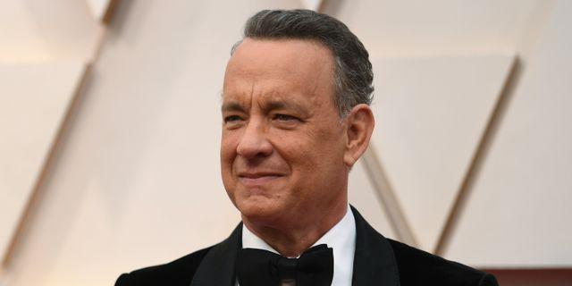Tom Hanks. Richard Shotwell / TT NYHETSBYRÅN