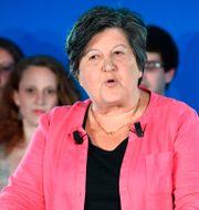 Catherine Barbaroux BERTRAND GUAY / AFP