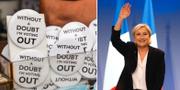 Brexit / Marine le Pen TT