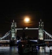 Tower Bridge i London. Alastair Grant / TT NYHETSBYRÅN