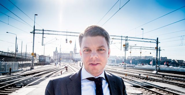 Johan Söör, vd för First Camp  Magnus Hjalmarson Neideman / SvD / TT / TT NYHETSBYRÅN