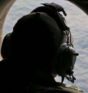Spaning efter MH370. Arkiv.  Rob Griffith / TT NYHETSBYRÅN