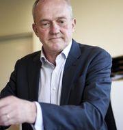 Joakim Stymne.  Pontus Lundahl/TT