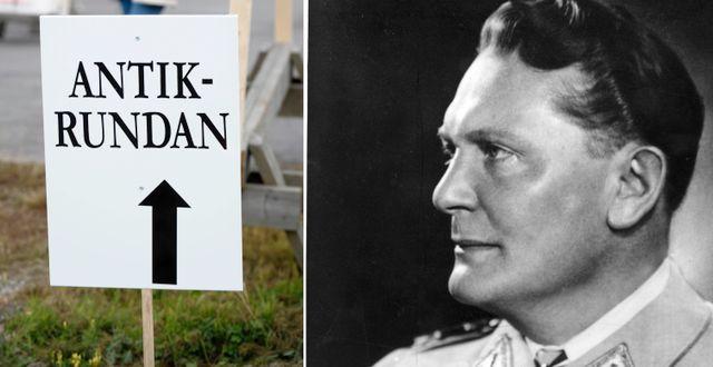 Illustrationsbild/Hermann Göring. TT