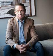 Oscar Properties grundare och vd Oscar Engelbert Malin Hoelstad/SvD/TT / TT NYHETSBYRÅN