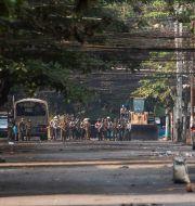 Våldsamma protester har genomförts i flera städer. TT NYHETSBYRÅN