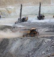 Lundin Mining.  Thomas Mukoya / TT NYHETSBYRÅN