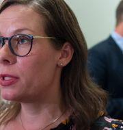 Maria Malmer Stenegård. Henrik Montgomery/TT / TT NYHETSBYRÅN