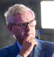 Carl Bildt (M). Henrik Montgomery/TT / TT NYHETSBYRÅN