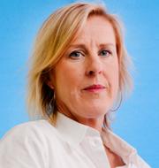 Åsa Fahlen.  TT