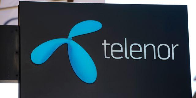 Telenor. Bertil Ericson/TT / TT NYHETSBYRÅN