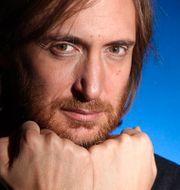 Arkivbild: David Guetta.  Carlo Allegri / TT NYHETSBYRÅN/ NTB Scanpix