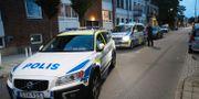 En polisbil/arkivbild.  Andreas Hillergren/TT / TT NYHETSBYRÅN
