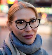 Alyjona Popova.  Pavel Golovkin / TT NYHETSBYRÅN