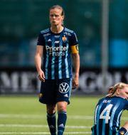 Michaela van den Bulk och Sara Olai. ANDREAS L ERIKSSON / BILDBYRÅN