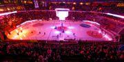 Saab Arena före torsdagens ishockeymatch i SHL mellan Linköping HC och HV71. Stefan Jerrevång/TT / TT NYHETSBYRÅN