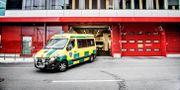 Akuten på Nya Karolinska i Solna. Tomas Oneborg/SvD/TT / TT NYHETSBYRÅN